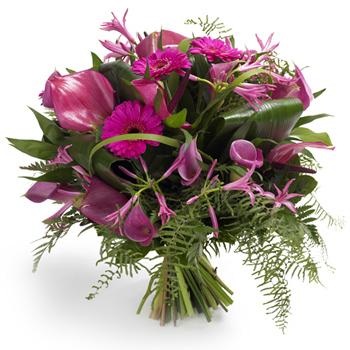 Boeket Adore roze