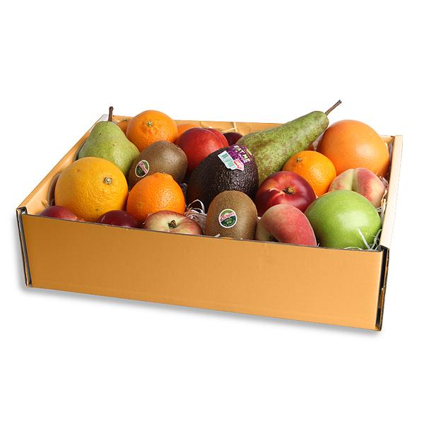 Fruitbox - Seizoen