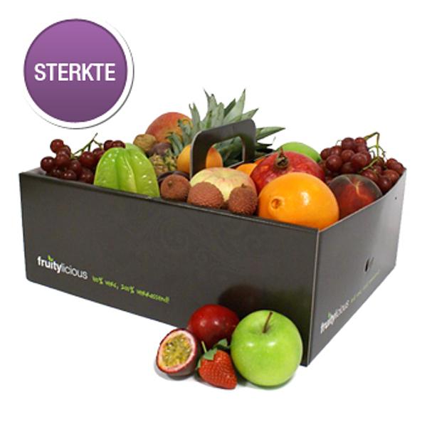 Fruitbox - Sterkte