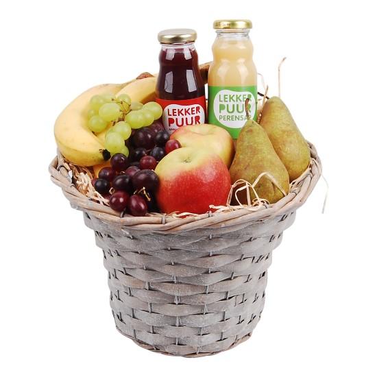 Fruitmand hoog Duo Vitamine