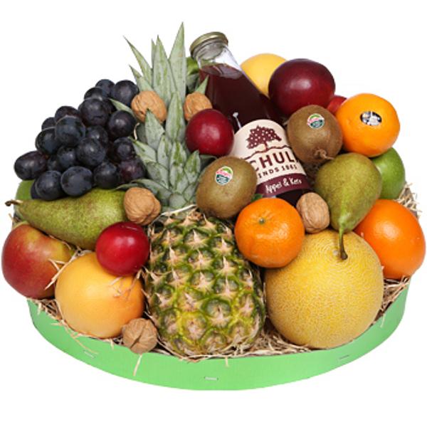Super fruitschaal exotisch