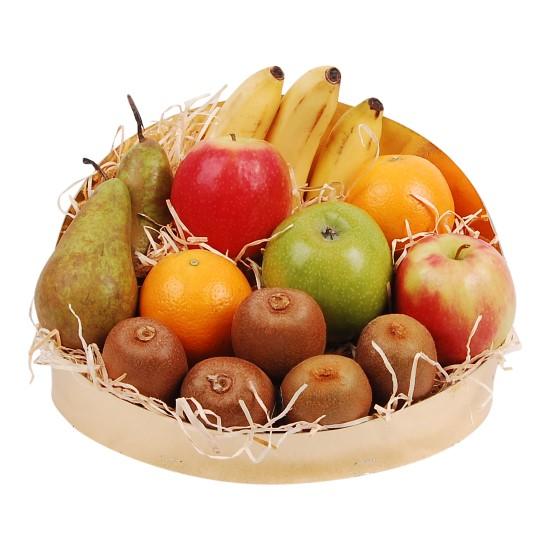 Golden Fruitschaal Budget bestellen