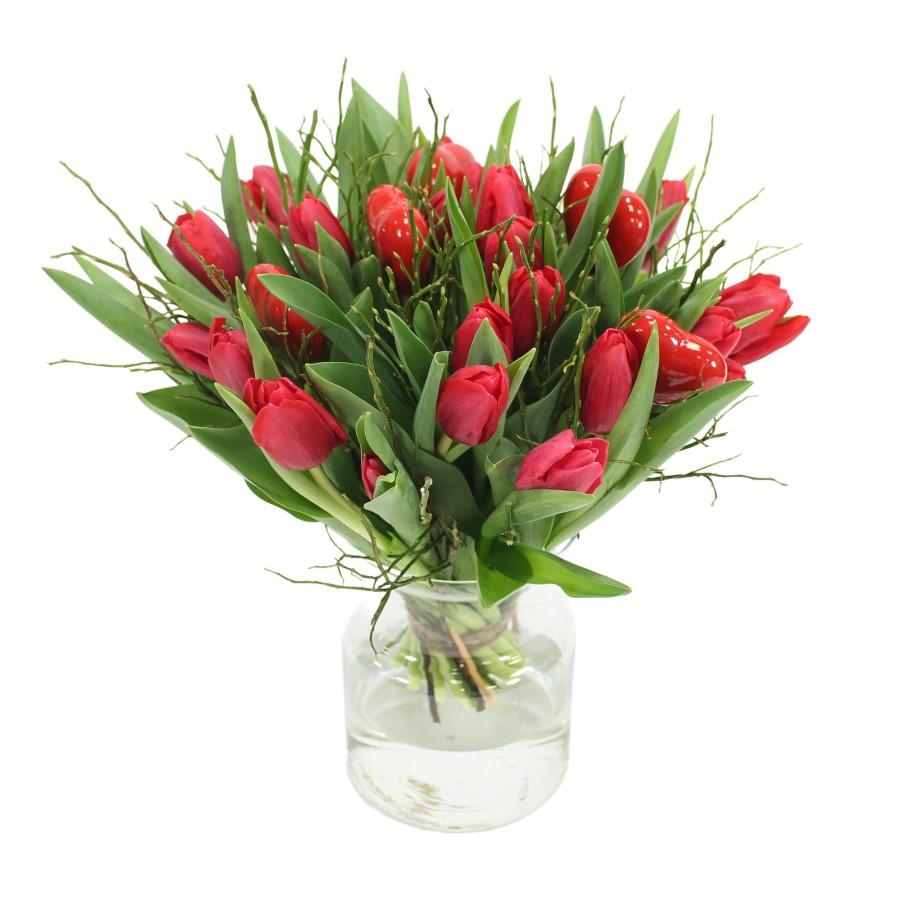 Lovely Tulip boeket