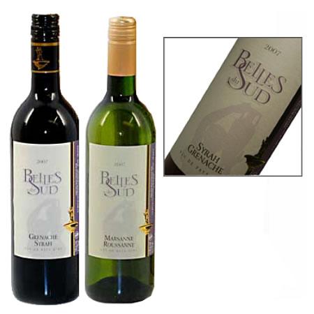 Wijn duo: Rood en Wit