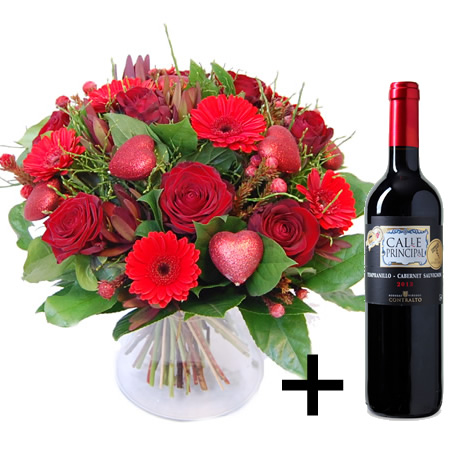 Romance Paris + Gratis wijn